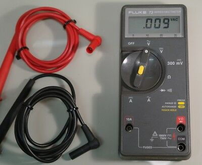 Fluke 73 Series Ii 2 Digital Multimeter