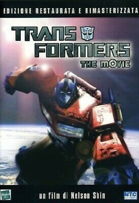 Transformers: The Animated Movie (Blu-ray New)