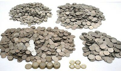 458 Pounds Face Value In United Kingdom Coinage No Old One Pounds