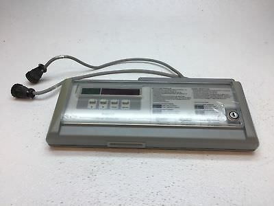 CEIA Security Metal Detector PMD2 Control Panel ONLY - Pulled From Working Sys.