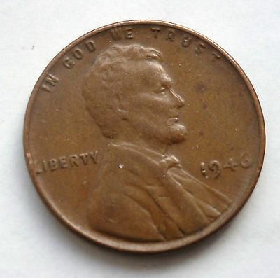 Münze Münzen ONE  CENT 1946 United States of America Liberty in god we trust