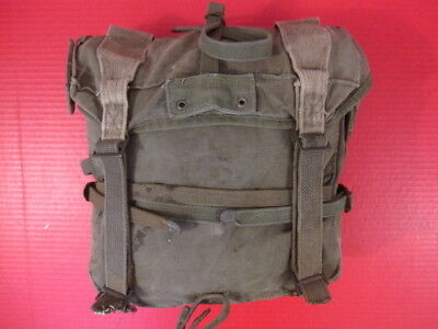 POST-WWII US ARMY OD Green M1945 Upper Combat Field Pack - Dated 1951 - NICE