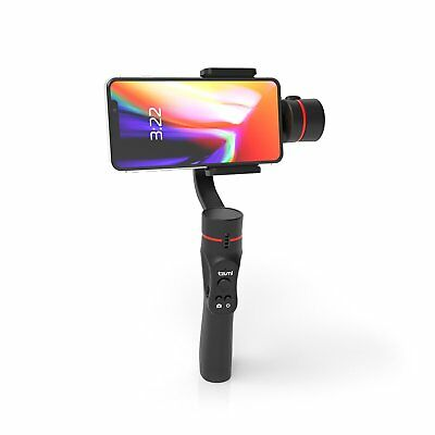 Tzumi 5191WM 3 Axis Gimbal, Black