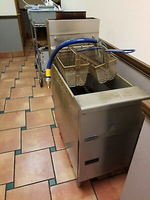 Pitco Frialator 45CS Deep Fryer