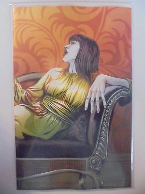 The Beauty #20 Virgin Wraparound Variant Image NM Comics Book