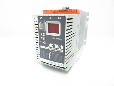 Ac Tech SF450 Variable Speed AC Motor Drive 5HP, 3.70KW, 400/460V