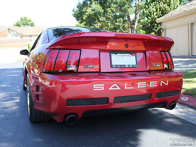 1999 2004 Painted Ford Mustang Saleen Style Custom Flushmount