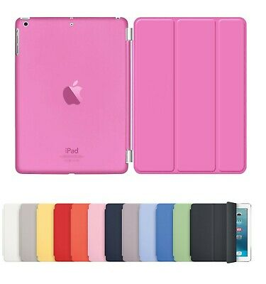 """Smart Magnetic Stand Case Cover Fit Apple iPad 5 6 9.7"""" 2018 Air 2 3 4 Pro Mini"""