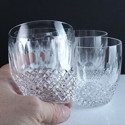 "Waterford Colleen Tumbler Old Fashioned 3.5"" Crystal (multiple available)"