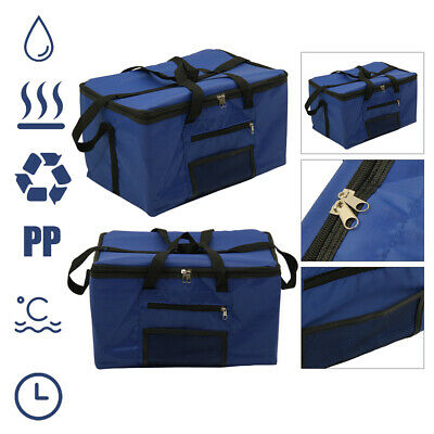 EXTRA LARGE 26 LITRE CAN INSULATED COOLER Food Drink COOL BAG COLLAPSIBLE  CAMPI
