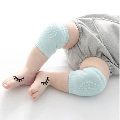 1 Pair Baby Anti-slip Elbow Cushion Crawling Knee Pad Infant Toddler Baby Safety