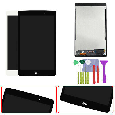 Touch Screen Digitizer+LCD Display Replacement for LG G Pad X 8.0 V520 V521 V525