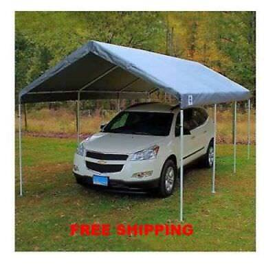 NEW 10u0027 X 20u0027 King Canopy Frame Replacement Cover Top - Silver FREE & REPLACEMENT CANOPY Roof Cover 10 ft x 20 ft NEW!! - $73.39 | PicClick