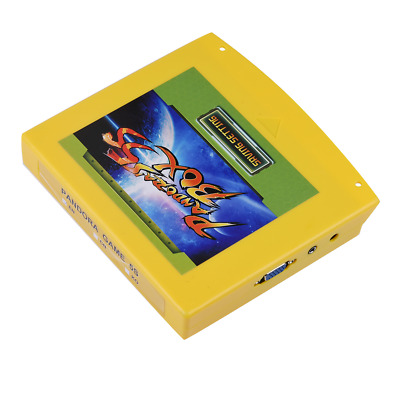 Jamma Board English Pandora's Box 5S 999 Games Arcade Machine Video Console
