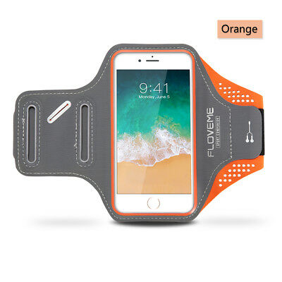 Sport Armband Running Gym Case Cover For iPhone X 8 Plus 7 Galaxy S8 Plus Note 8