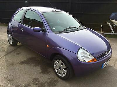 Ford Ka  Collection Amethyst Purple Low Mileage