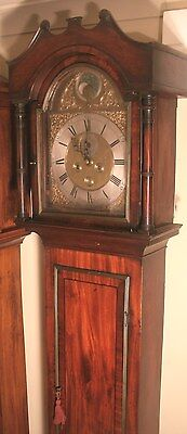 "Antique ""Charminster""  Penny Moon Dial  Grandfather / Longcase Clock"