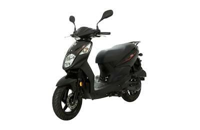 Sym Symply 2 125cc Learner Legal 125 Scooter Automatic Moped 2018
