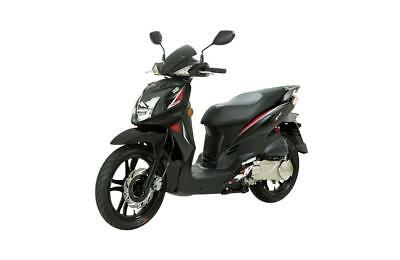 Sym Symphony SR 125 Learner Legal EFI 125cc Automatic Scooter Moped 2018