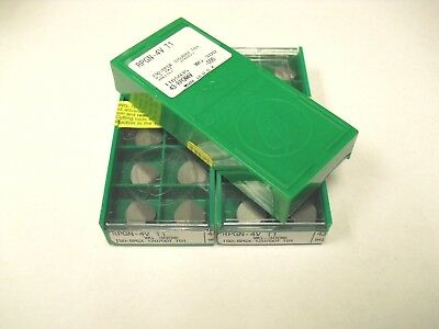 RPGN 4V T1 WG-700 Greenleaf Ceramic Insert **9PCS**