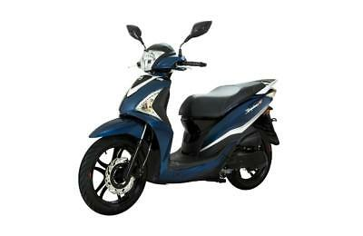 Sym Symphony ST 125 Learner Legal EFI 125cc Automatic Scooter Moped 2018