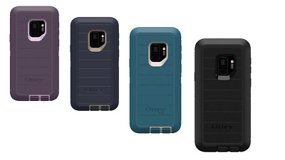 100% REAL OtterBox DEFENDER PRO  SERIES Case for Samsung Galaxy S9