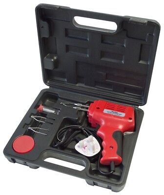 175W Electric Soldering Gun Kit Complete with Automatic Light