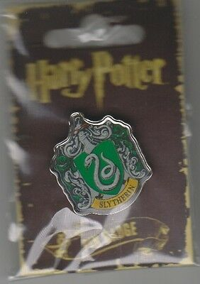 Harry Potter Pin Badge Haus Slytherin - NEU & OVP