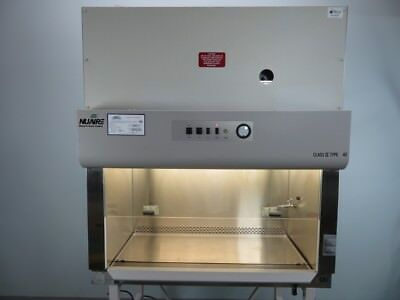 Nuaire 425-400 Class II A2 Biosafety Cabinet with Warranty