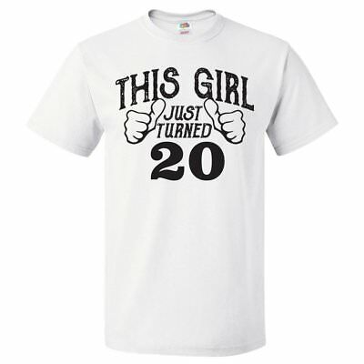 9670484e 19TH BIRTHDAY GIFT For 19 Year Old This Girl Turned 19 T Shirt ...