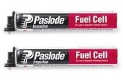Paslode 816000 Impulse Tall Red Framing Fuel Cells - 2 Cells per Package by