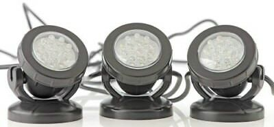 Pontec PondoStar LED Pond Lights Set 3