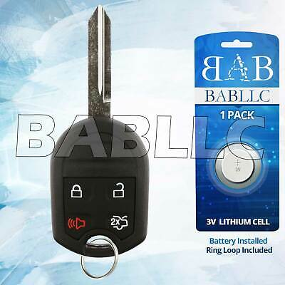 Replacement For 2010 2011 2012 2013 2014 Ford Mustang Key Remote