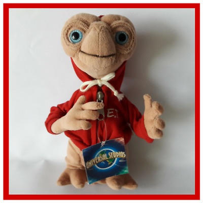 ET The Extra Terrestrial Soft Toy Plush Stuffed Animal by Universal Studios
