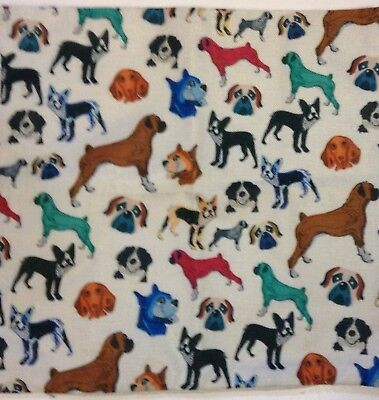 Boston Terrier And All His Friends Pillow Cover