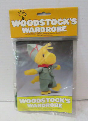Determined Product Woodstock's Wardrobe Beagle Scout Outfit (Snoopy's Friend)