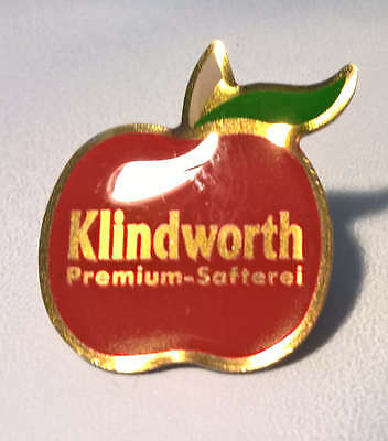 "Abzeichen Orden Medaille Sticker Pin ""Klindworth Safterei- PIN - Sticker"""