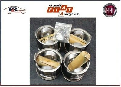 Kit 4 Pistoni 8140.21 Originali Fiat Ducato 8144.21 Daily 8140.21.200 - 7303023