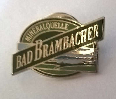 "Abzeichen Orden Medaille Sticker Pin ""Bad Brambacher - PIN - Sticker"""