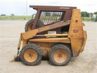 BEST - CASE 1840 UNI Loader Service Repair, Parts, Owners Manual ON CD