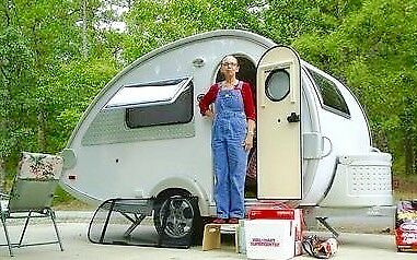 TAB travel trailer