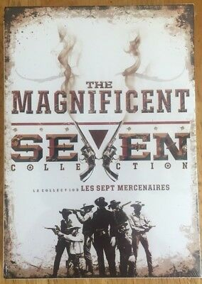** Magnificent Seven Collection - 4-Pack, DVD, brand new, factory sealed!