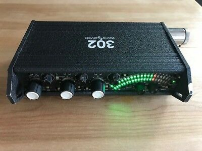 Sound Devices 302 3 Channel Mixer