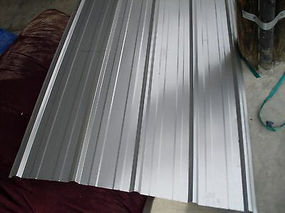 100 Sheets galvalume Metal Roofing,(3ft X14ft )
