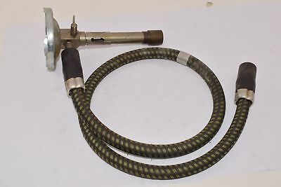 Flexonics Flex Pressurized Hoses 1965 Portable Gas With Head pat # 2,237,889