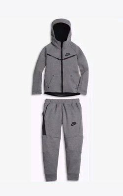 Nike Tech Fleece 2 Piece Unisex Toddler Set Sz 4T New #76B400-Geh-Ne $95 Td Air
