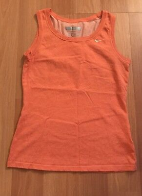 Nike Womens Sports Tank fit dry Size XS **NO RESERVE**