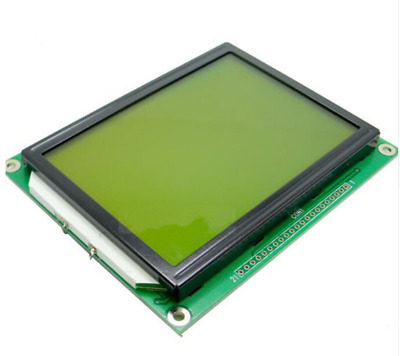128*64 DOTS LCD module 5V green screen 12864 LCD with backlight ST7920 LCD12864