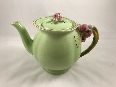 Royal Winton Tiger Lily Teapot