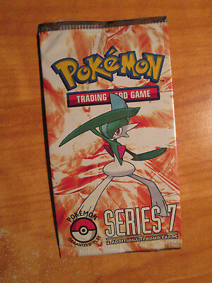 1x Pokemon POP SERIES 7 Set Booster Card PACK Promo ORGANIZED PLAY Gallade TCG